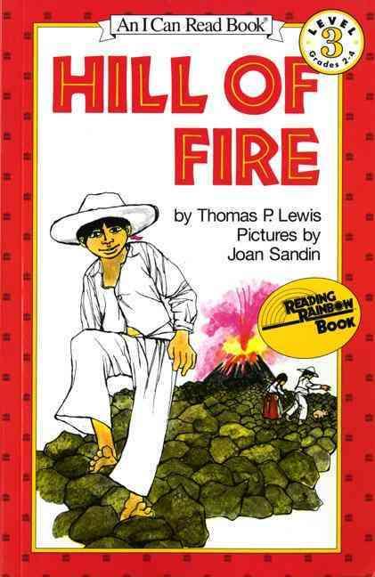 Hill of Fire By Lewis, Thomas P./ Sandin, Joan